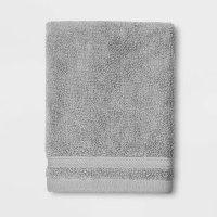 Threshold 灰色毛巾