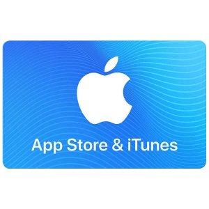 Apple$25 礼卡