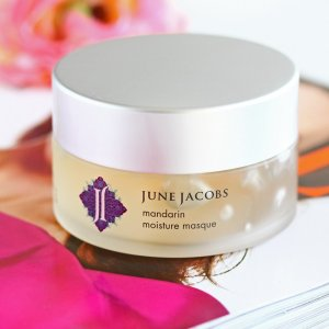 Dealmoon Exclusive! 25% offfor Mandarin Moisture Masque Green Tea Cucumber Body Balm @ June Jacobs