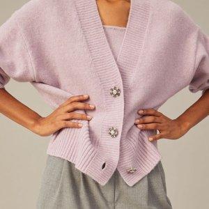 €9收多色针织衫外套上新:H&M 秋冬毛衣针织衫专场 平价又好看 软软糯糯超舒服