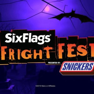 Up to 50% Off the Regular PriceSix Flags Fright Fest