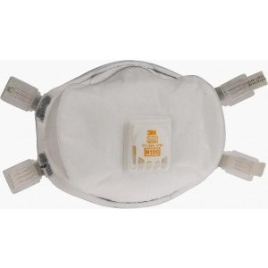 3M- N100, Size Universal, Particulate Respirator - 00099606 - MSC Industrial Supply