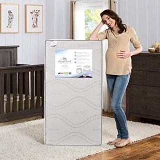 $174.99(原价$199.99)史低价:Serta iComfort 防水婴幼儿记忆棉床垫