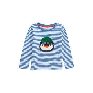 Mini Boden婴幼儿长袖T恤