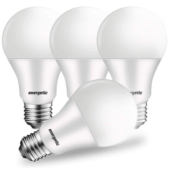 Energetics 40瓦柔白LED灯泡 4个装