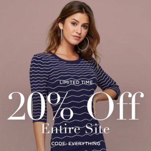 20% OffEntire Site@bebe