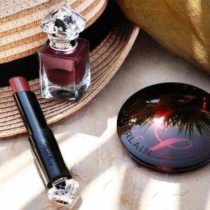 低至6.2折 + 额外8.5折Guerlain 护肤彩妆产品热卖 收御庭兰花面霜