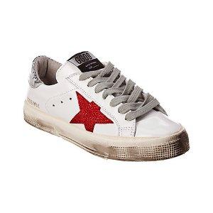 GOLDEN GOOSESuperstar Leather 小脏鞋