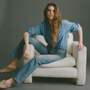 低至6折Lucky Brand Jeans 全场美衣热卖  牛仔裤$76