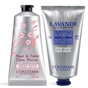 L'OccitaneCherry Lavender Hand Cream Duo