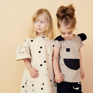 Up to 50% Off+Extra 20% Off over $99Kid's Dress Sale @ AlexandAlexa