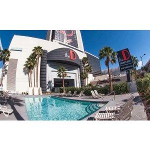 拉斯维加斯 THE D 酒店