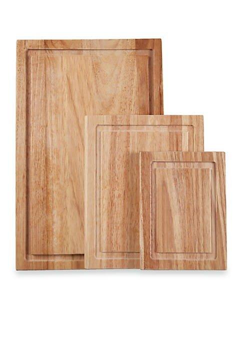 木质砧板3件套