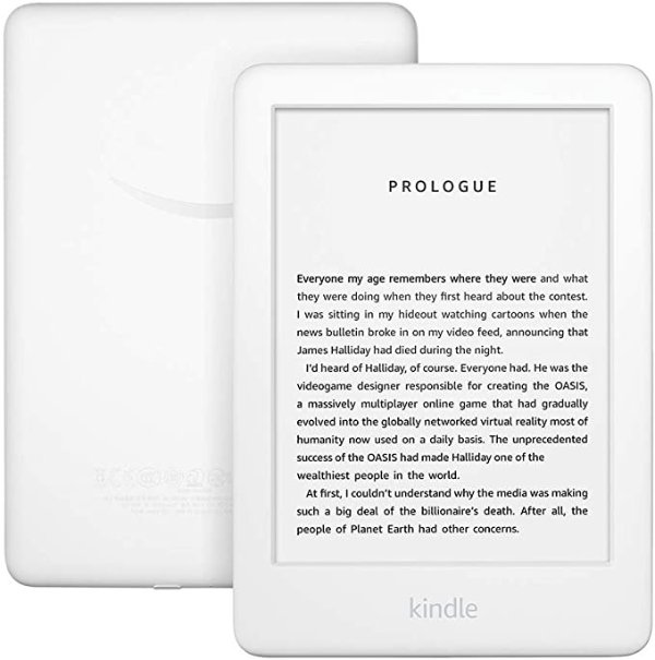 "Kindle 6""入门版 电子书 8GB版"