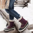 Prime会员特惠!低至$48.1(原价$169)Sorel Carnival 防水保暖雪靴