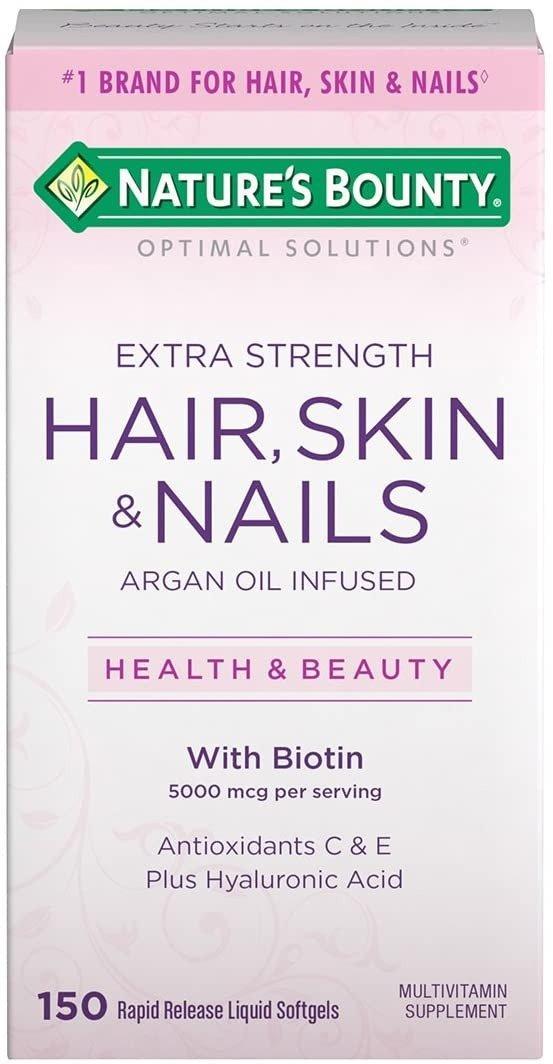 头发,皮肤,指甲美容生物素 150粒