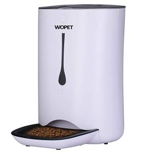 $60.76 (原价$89.95)闪购:WOpet 宠物智能喂食器 可容纳7L