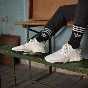 低至5折 舒适耐穿Adidas 精选运动鞋热卖 收稀缺款
