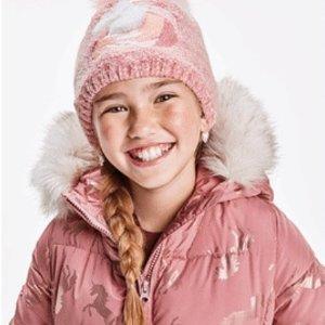 抓绒外套$14+ 保暖服$19+The Children's Place 儿童秋冬外套3.7折-5折特价