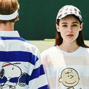 低至8折 + 额外8.5折 韩国超火品牌独家:STEREO VINYLS X Peanuts 18全新合作款热卖