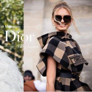 399€全球包邮包税续写蒙田大道30号的经典:Dior全新30 Montaigne太阳眼镜型格登场