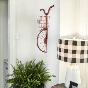 August Grove墙壁装饰自行车头