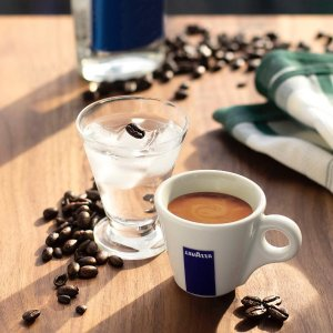 Medium Roast $13.39Lavazza Espresso Barista Gran Crema Whole Bean Coffee Blend, 35.2 oz Bag