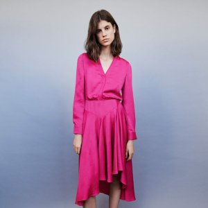 25% Off + Free ShippingDealmoon Exclusive: Maje Fall Dresses Sale Early Access