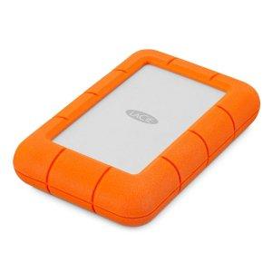 $139.94 (原价$169.99)LaCie Rugged Mini 5TB USB 3.0 防震移动硬盘