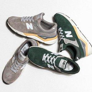 无门槛7.5折限今天:New Balance 精选运动服饰、鞋履等热卖