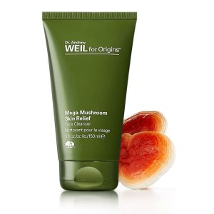 OriginsDr. Andrew Weil for Origins™ Mega-Mushroom Skin Relief Face Cleanser