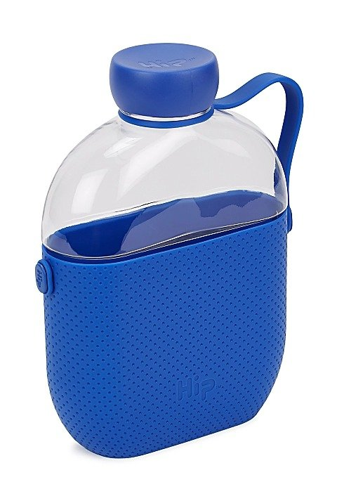 深蓝色水壶