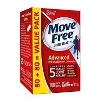 Move Free 基础款红瓶 160粒