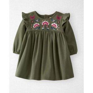 Carter'sOrganic Cotton Dress