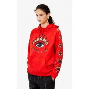 KenzoMulti Eye hoodie