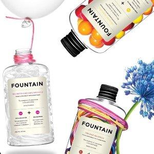 满$100立减$20加拿大Fountain 美容营养保健品特价 喝出透亮美白肌