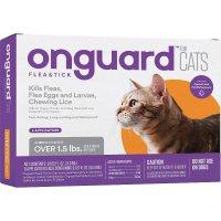 ONGUARD 猫咪体外驱虫剂 6剂