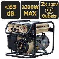 Sportsman 2000W 便携式发电机