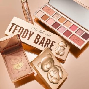 Coming soonToo Faced Teddy Bear Collection