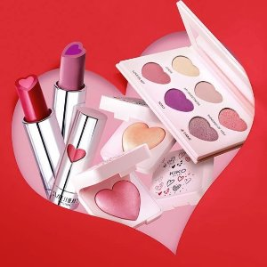 25% Offwith Purchase of 2 Sweetheart Products @ Kiko Milano