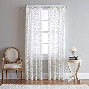 Buy 1 Get 1 50% OffLyric Rod Pocket Curtain Panel