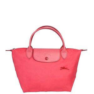 LongchampSmall Le Pliage Double Handle Bag