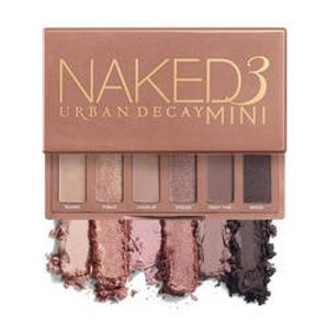 Urban Decay新款上市!Naked3 Mini 眼影盘
