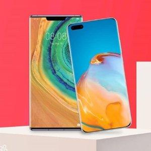 4折起 收全新P40、折叠屏手机Huawei 华为 全系产品大促 手机、智能手表都参加
