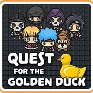 $0.99 支持4人游玩《Quest for the Golden Duck》Switch 数字版