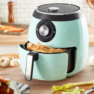$58.49Ending Soon: Amazon Dash Deluxe Air Fryers