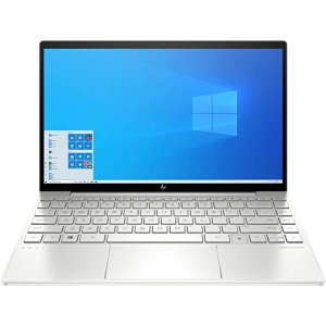 New HP Envy 13.3-Inch Full HD Touchscreen Laptop, Intel Core i5, 8GB RAM, 256 SSD Storage, 2x USB Ports, HP Fast Charge, Full-Size Backlit Keyboard and Up To 11 Hours Battery Life (Silver, 1B8V9PA)