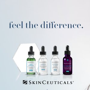 变相6.8折起 €79收紫米精华SkinCeuticals修丽可 全线热卖 CEF精华补货