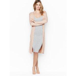 Victoria's SecretCardigan Sweater Tie-front Duster Dress