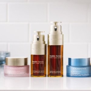 Up to 30% OffSelection of Products @ Clarins
